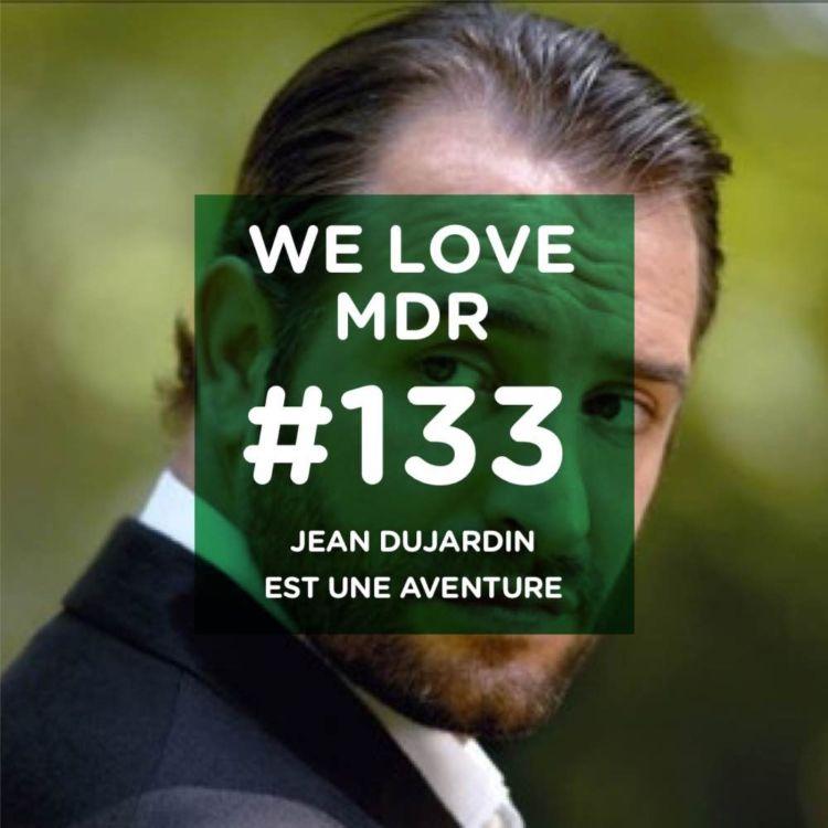 cover art for Jean Dujardin est une aventure