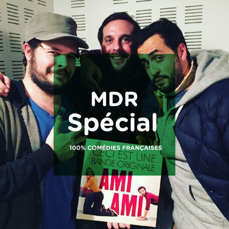 cover art for MDR Spécial avec Jonathan Cohen et Victor Saint Macary