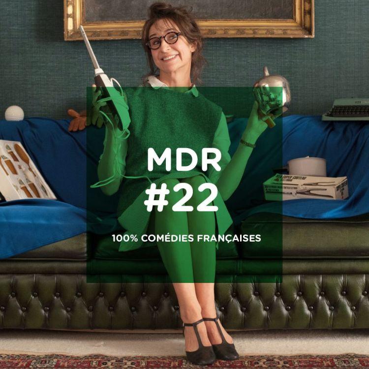 cover art for Marie-Francine, romcom pour seniors