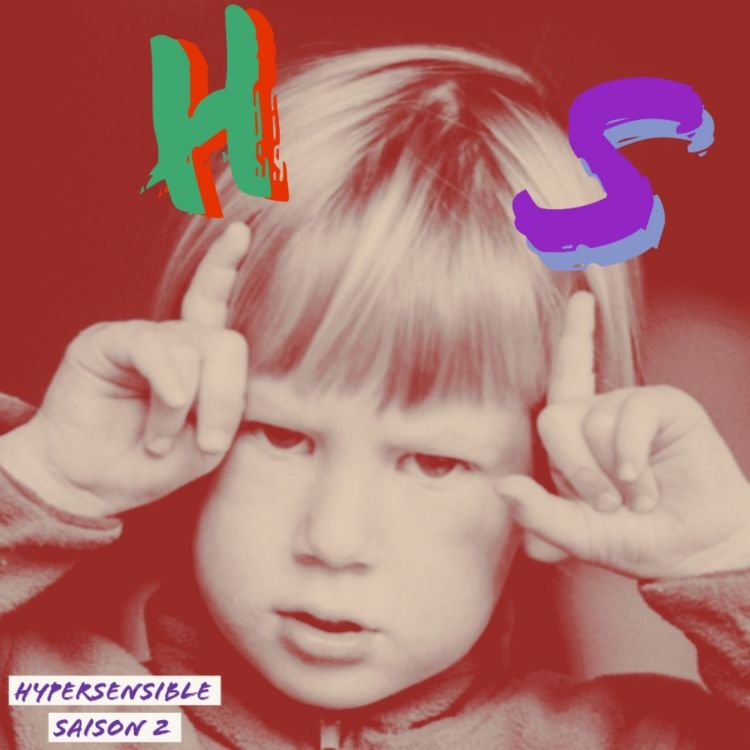 cover art for HyperSensible Nathalie