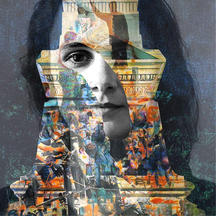 cover art for Interview: Farideh Sakhaeifar
