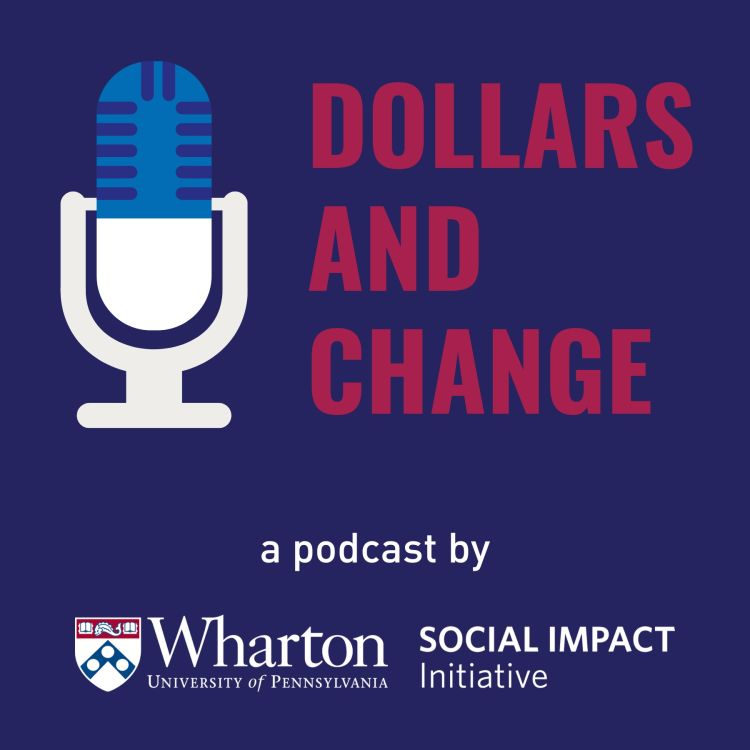 cover art for Dr. Timaree Schmit on Dollars and Change