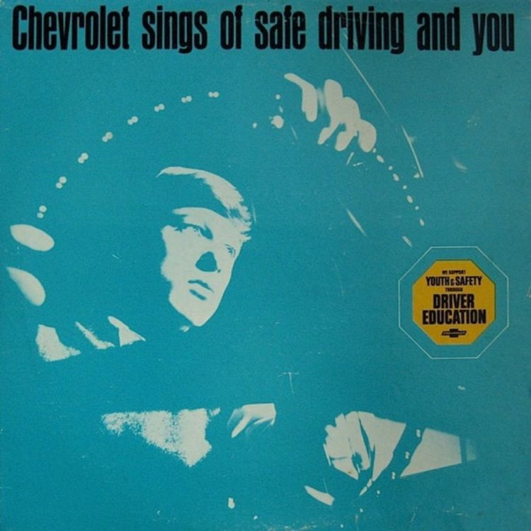 cover art for From the Archives 105: Chevrolet Sings of Safe Driving and You (1965)