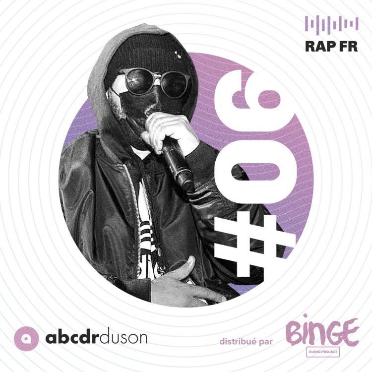 cover art for Le rap français du deuxième trimestre 2018