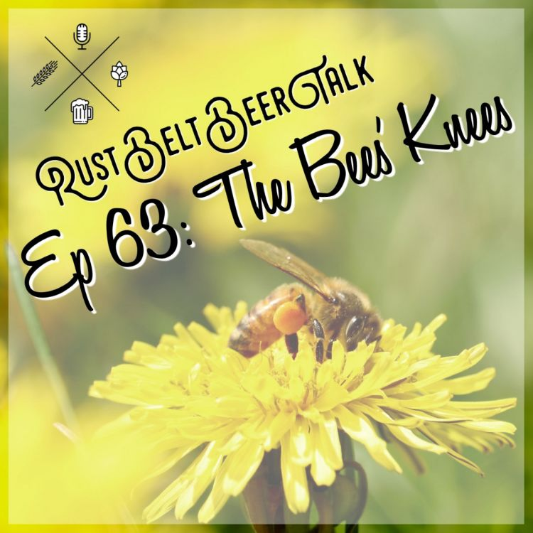 cover art for RBBT 63 - The Bees' Knees
