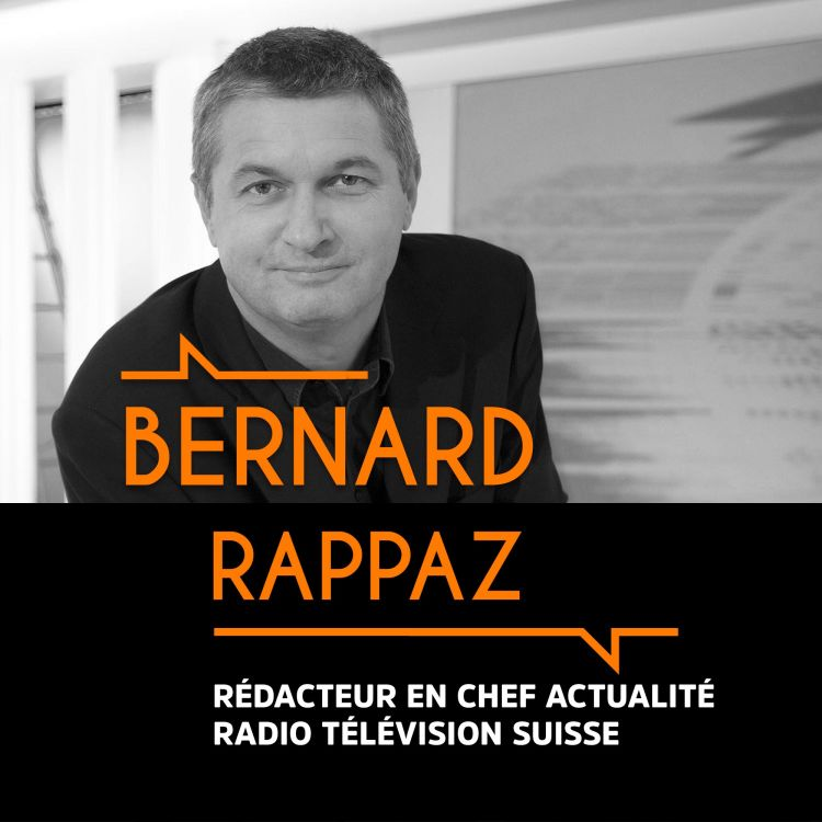cover art for Bernard Rappaz, Rédacteur en chef de la RTS