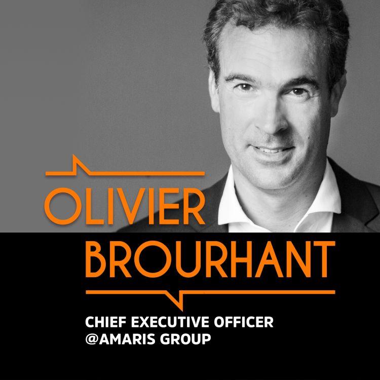 cover art for Olivier Brourhant, CEO de Amaris Group
