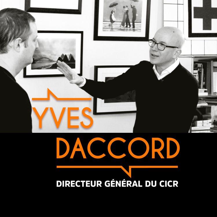 cover art for Yves Daccord, Directeur Général du CICR – BMG #1