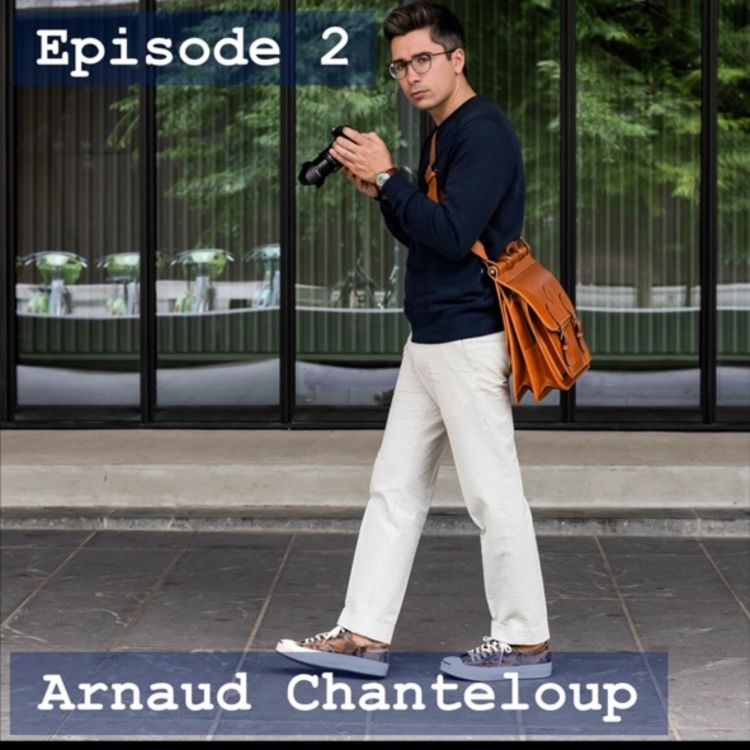 cover art for #2 Arnaud Chanteloup Very Good Lord