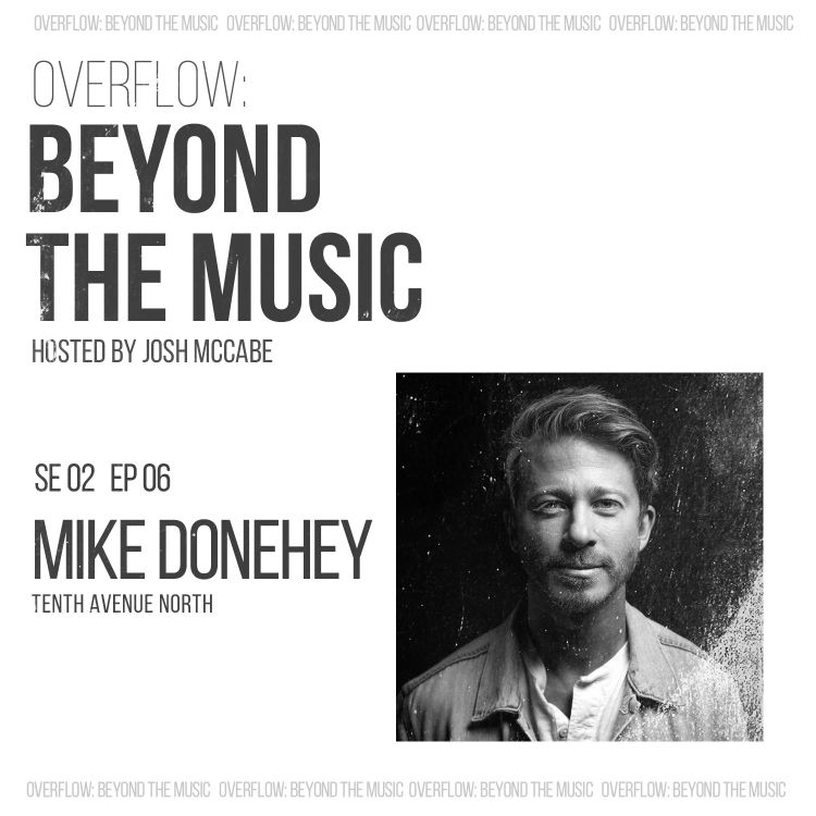 cover art for No Shame: Mike Donehey of Tenth Avenue North
