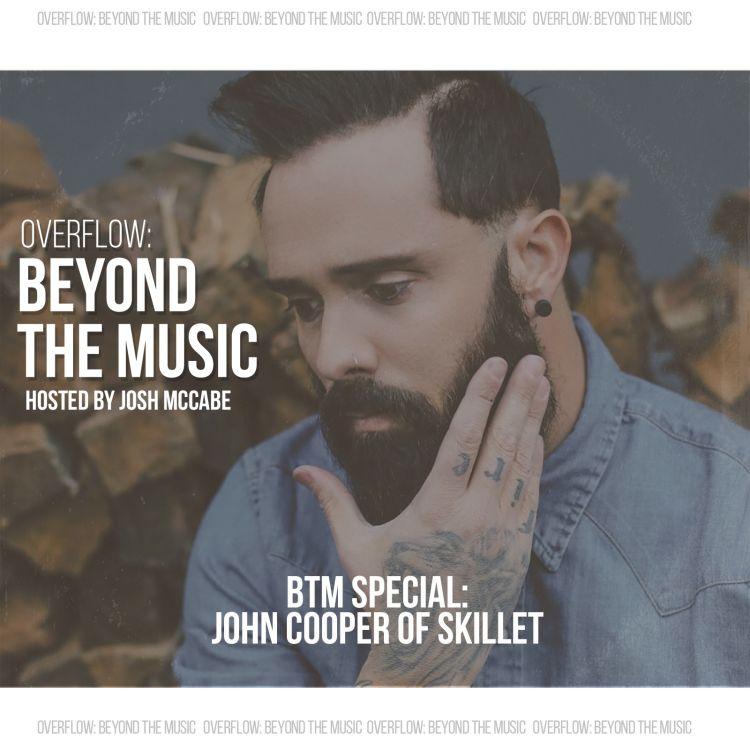 cover art for BTM SPECIAL: John Cooper Of Skillet