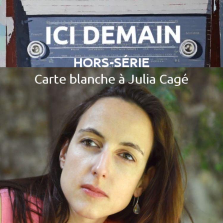 cover art for Ici Dijon - Carte blanche à Julia Cagé