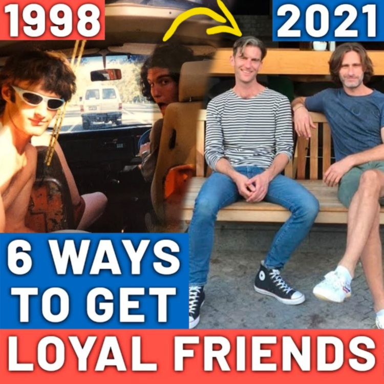 cover art for 6 Ways To Turn Acquaintances Into Loyal Friends