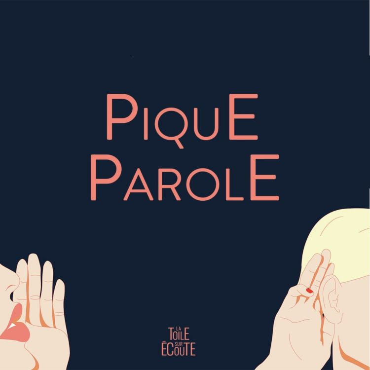 cover art for #PIQUE-PAROLE : 02 ALEXIA SAVEY