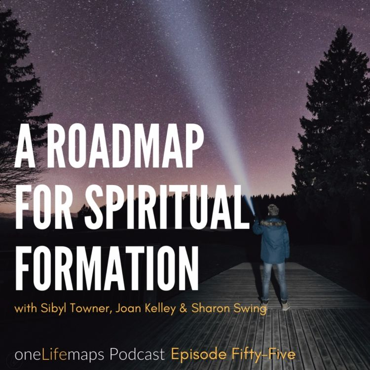 cover art for A Roadmap for Spiritual Formation