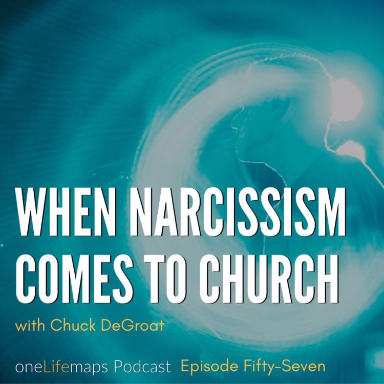 cover art for When Narcissism Comes to Church