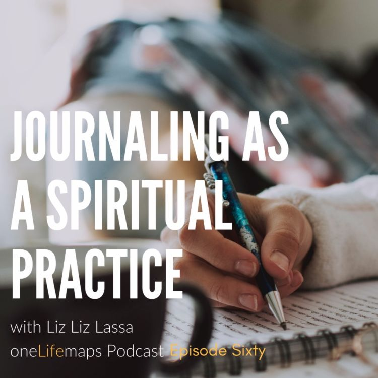 cover art for Journaling as a Spiritual Practice