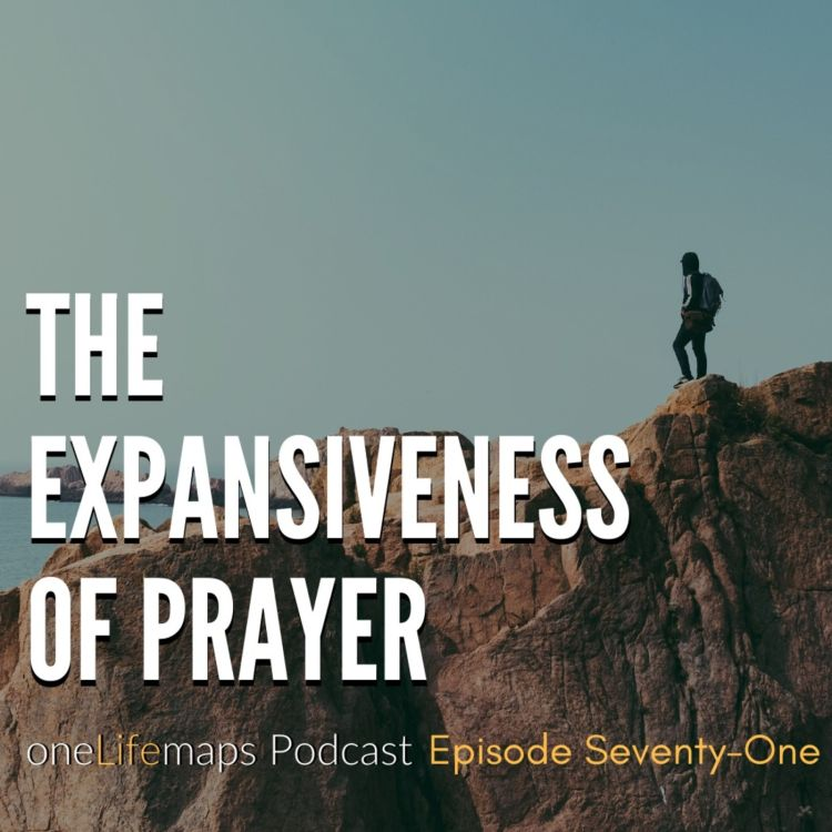 cover art for 66.  The Expansiveness of Prayer