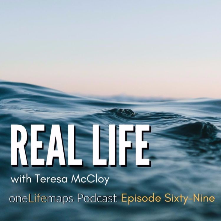 cover art for 69. Real Life with Teresa McCloy