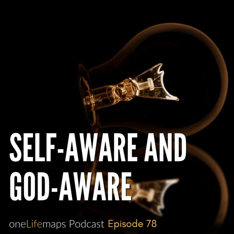 cover art for 78. Self-Aware and God-Aware