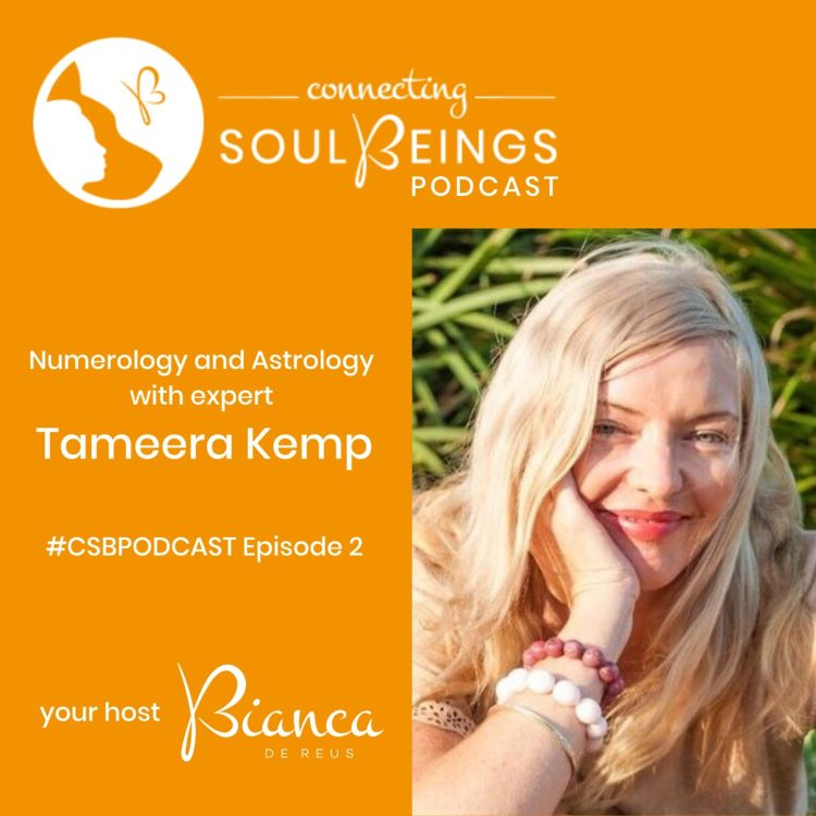 cover art for 2: Numerology, Astrology for You and your Pet, with Tameera Kemp