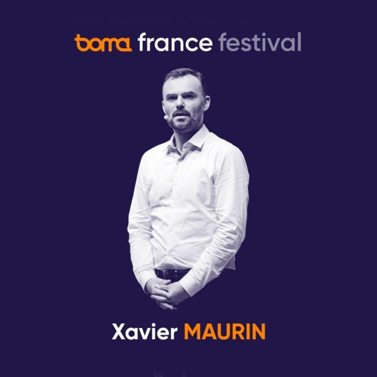 cover art for Xavier MAURIN - La réalité virtuelle révolutionne la télémédecine