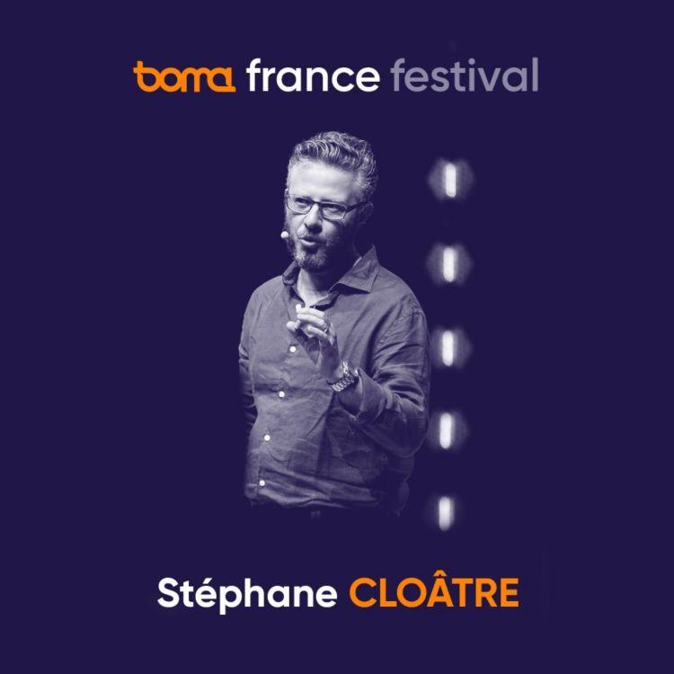 cover art for Stéphane CLOÂTRE - Minecraft est un formidable outil éducatif !
