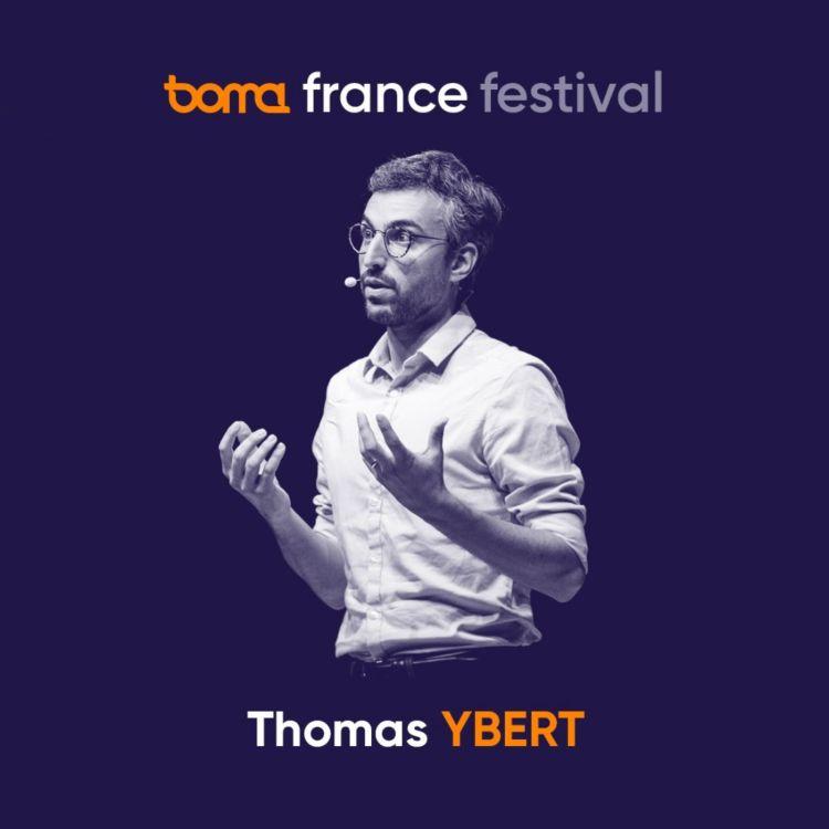 cover art for Thomas YBERT - La révolution de l'imprimante à ADN