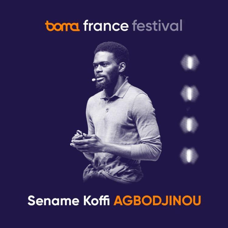 cover art for Sename Koffi AGBODJINOU - La Silicon Valley n'a pas le monopole de l'innovation