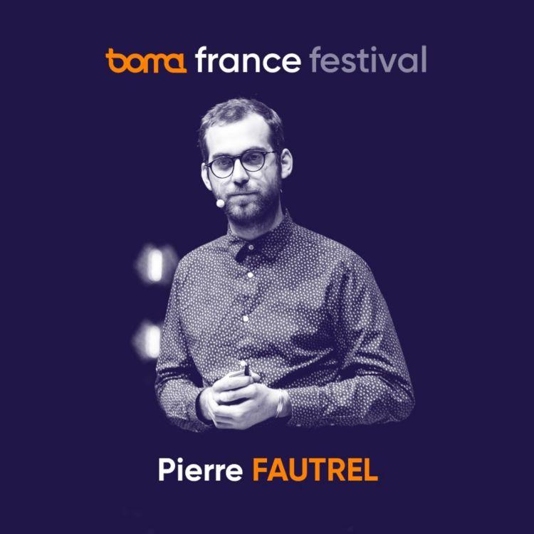 cover art for Pierre FAUTREL - À la découverte d'une IA artiste