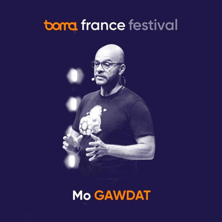 cover art for Mo GAWDAT - Making 1 billion people happy