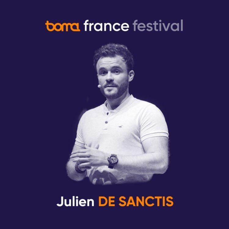 cover art for Julien DE SANCTIS - Le déterminisme technologique n'est qu'illusion du prêt à penser