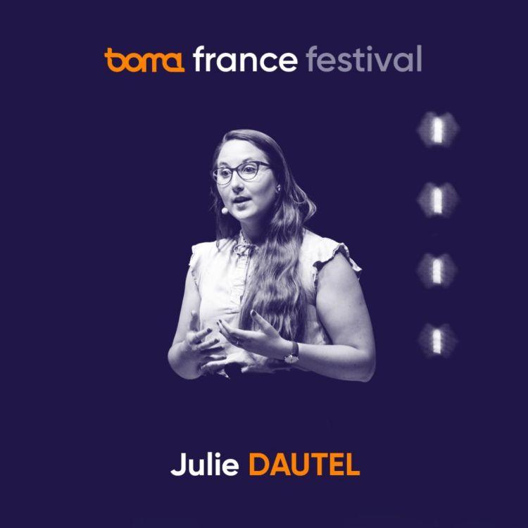 cover art for Julie DAUTEL - Des ballons solaires pour les zones les plus reculées