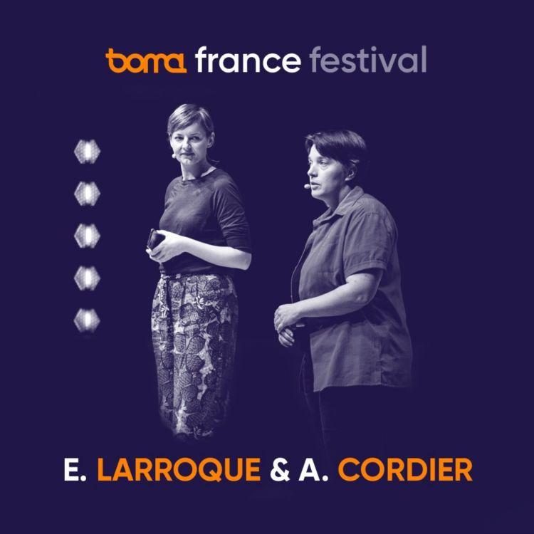 cover art for E. LARROQUE & A. CORDIER - Éradiquons les biais de nos intelligences artificielles