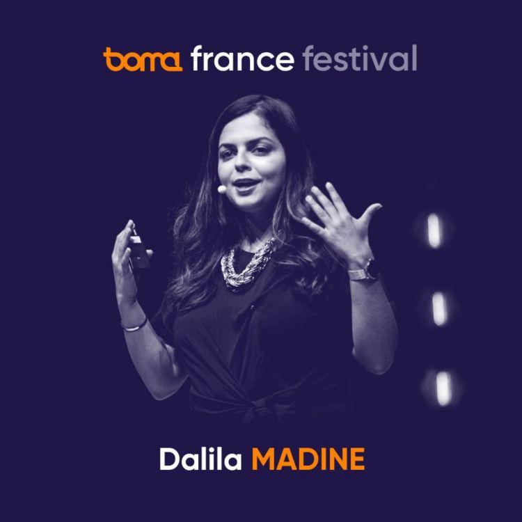 cover art for Dalila MADINE - Pour récolter ce que vous semez, plantez-vous !