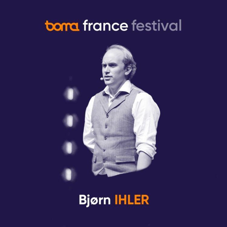 cover art for Bjørn IHLER - Surviving a terrorist attack, resolving extremism