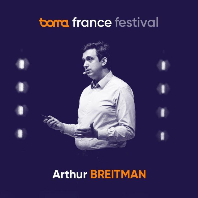 cover art for Arthur BREITMAN - La blockchain : nouveau paradigme de coordination