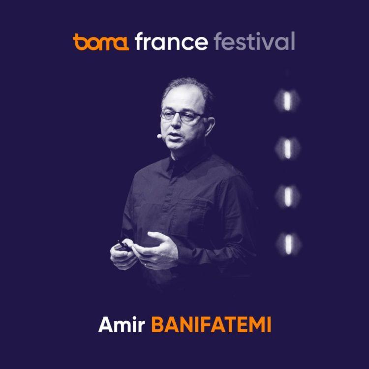 cover art for Amir BANIFATEMI - Il faut démocratiser l'intelligence artificielle !