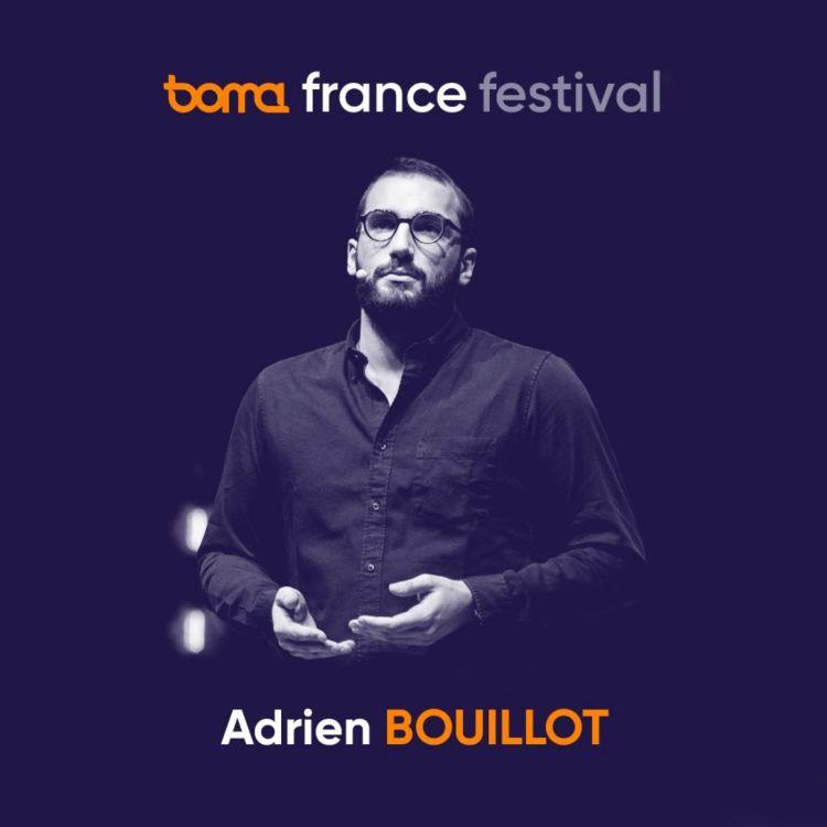 cover art for Adrien BOUILLOT - Une solution pour sortir l'Afrique de sa crise éducative