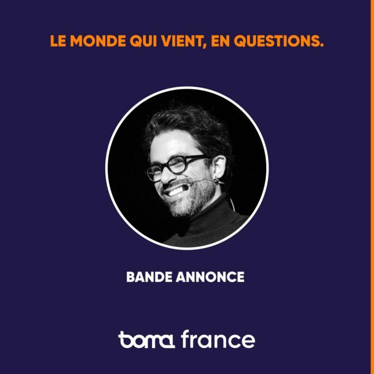 cover art for LMVQ - Le monde qui vient en questions — Bande-annonce