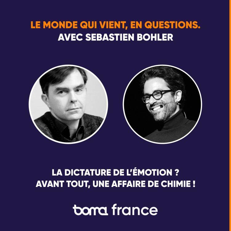 cover art for LMVQ #4 — La dictature de l'émotion ? Avant tout une affaire de chimie ! Avec Sebastien Bohler