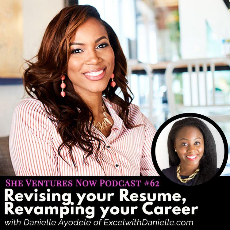 62 Revising Your Resume Revamping Career