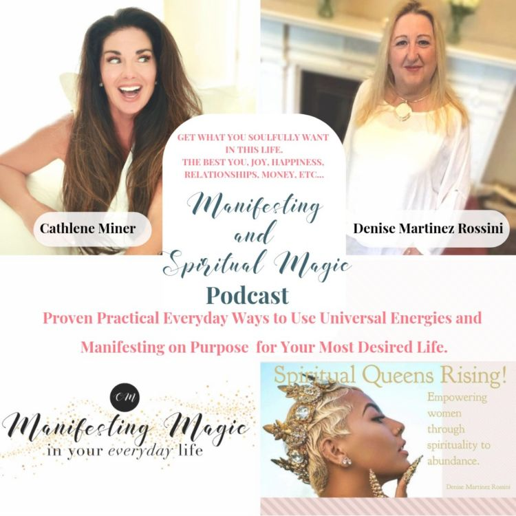 cover art for Manifesting and Spiritual Magic