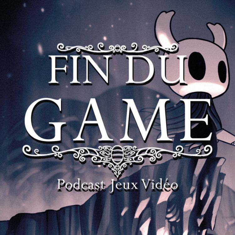 cover art for Episode 13 - Hollow Knight