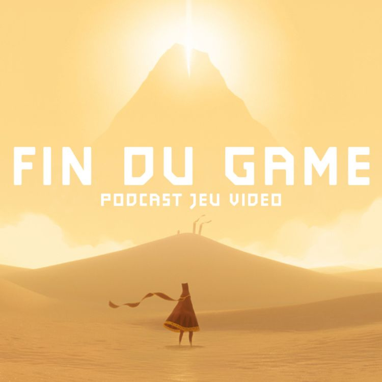 cover art for Episode 17 - Journey