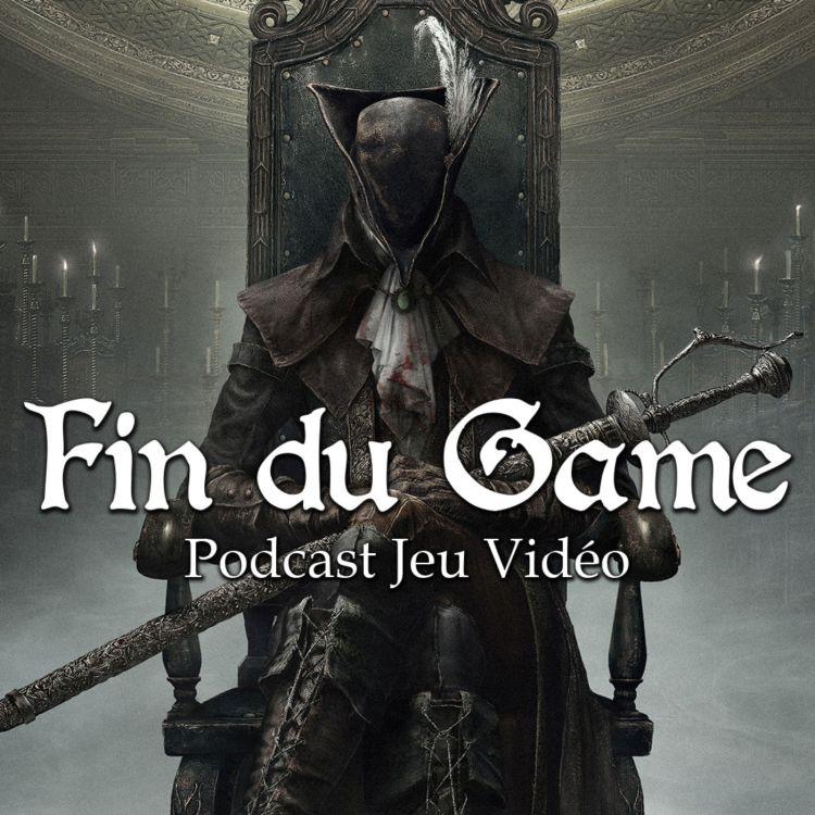 cover art for Episode 18 - Bloodborne
