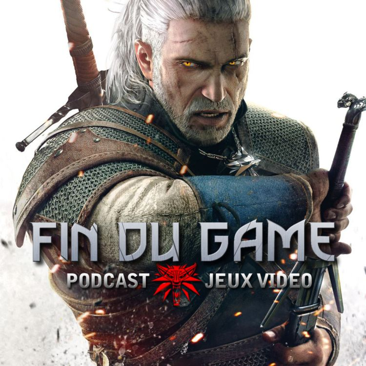 cover art for Episode 32 - The Witcher 3