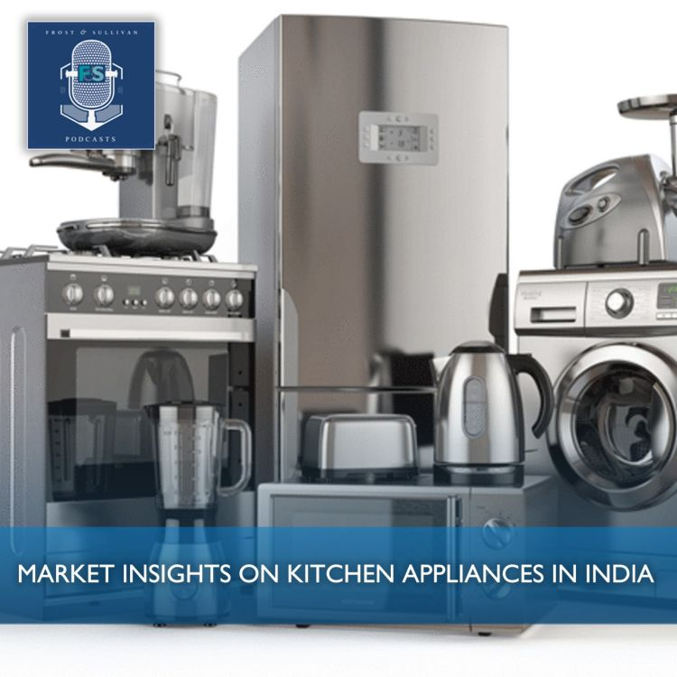 Market Insights On Kitchen Appliances In India Frost