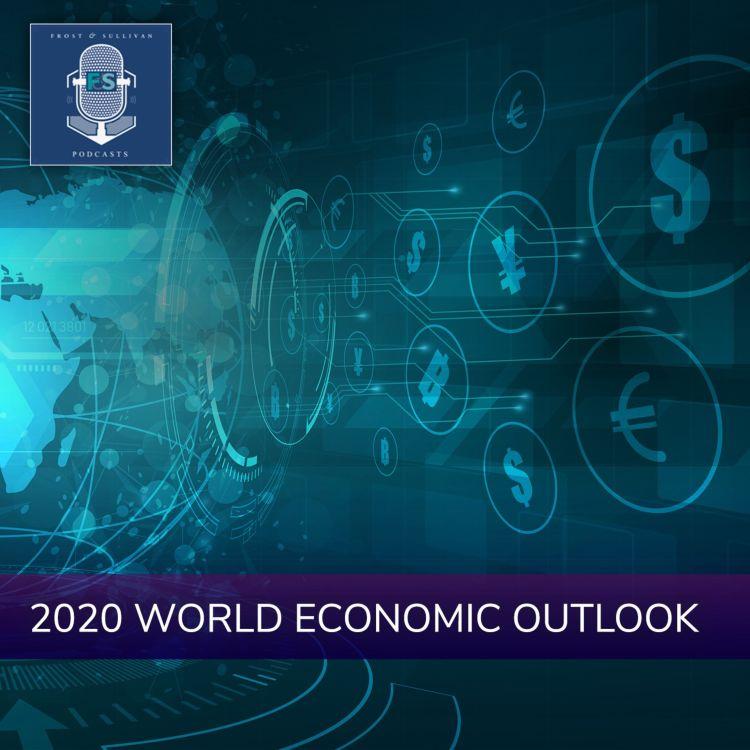cover art for 2020 World Economic Outlook
