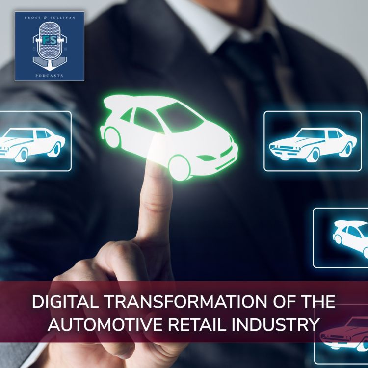 cover art for Digital Transformation of the Automotive Retail Industry